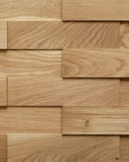 Объемные деревянные панели Difard 3D Дуб Brut (Брют)