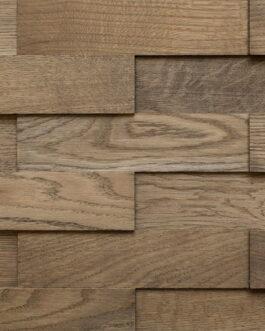 Объемные деревянные панели Difard 3D Дуб Charbon (Угольный)
