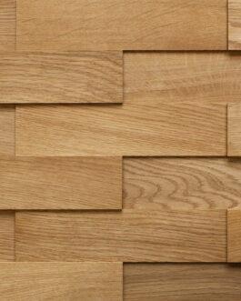 Объемные деревянные панели Difard 3D Дуб Clair (Натуральный)