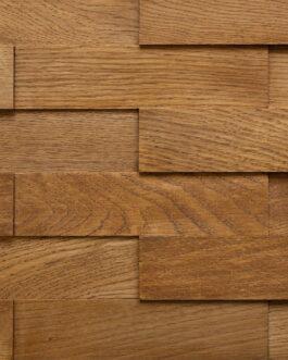 Объемные деревянные панели Difard 3D Дуб Noyer (Орех)