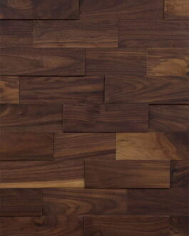 Объемные деревянные панели Difard 3D Дуб Noyer noir (Черный Орех)